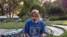 Mark Hamill's ALS Ice Bucket Challenge, 2014