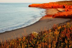 Prince Edward Island National Park, PEI, Canada setting of Anne of Green Gables