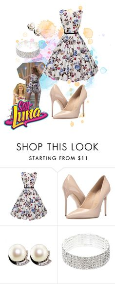 """""""soy luna"""" by maria-cmxiv on Polyvore featuring Massimo Matteo"""