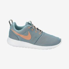 online store afff5 c095c Nike Roshe Run Womens Shoe. Jade Diffusion atomic orange! Just bought  these
