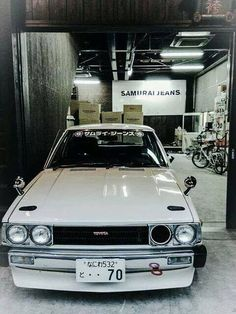 Samurai Jeans' 1979 KE70 Show Car