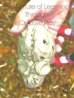 Sharing the Joy of Learning in an Outdoor Classroom...:   The Nature of Learning Through Creative Play    ...