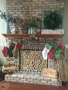 Pinterest Christmas Home Home Tours And Traditional Christmas Decor