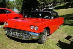 1960 Ford Thunderbird Convertible - Greg Gjerdingen