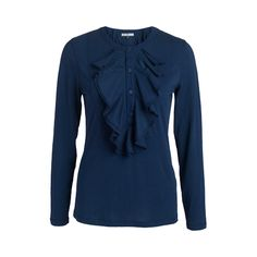 Lovely top especially for english style jacket