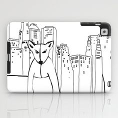 Beema & The City iPad Case by Ibbanez - $60.00