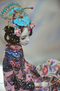 enchanted dolls bjd