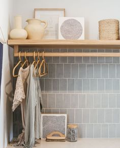Laundry Decor, Laundry Room Storage, Laundry Room Design, Laundry In Bathroom, Laundry Powder, Kyal And Kara, Modern Laundry Rooms, Romantic Home Decor, Romantic Cottage