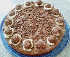 Feine Rocher - Torte