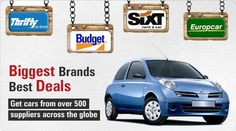 At Carrentalciampinoairport.com we offer the cars for rental which best suits your requirement and budget.
