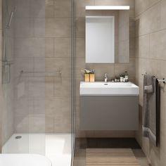 © STOMEO Visualisierungen - Zürich   www.stomeo.ch Bathtub, Bathroom, Villa, Architecture Visualization, Real Estates, Floor Layout, Room Interior, Bathing, Standing Bath