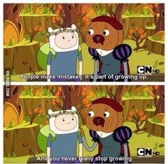 Adventure Time wisdom