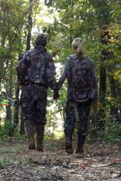 Only in the South is hunting a great date.   I 'm a female deer camp/land owner and hunter! Love hunting with my husband Jeremy!