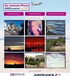 Aéroport de Montepellier - Facebook - Photo Contest #Socialshkaer