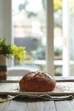 This is my favourite everyday bread! Easy spelt and rye bread - Anna Jones: in…