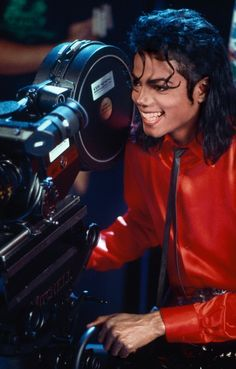 Liberian Girl is one of the most beautiful songs ever written I swear. That song has a delightful melody.