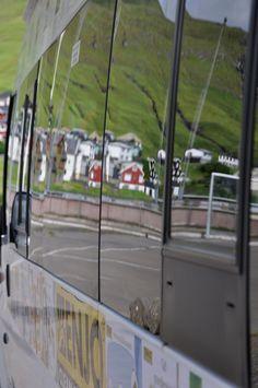 Reflection of The Faroe Islands