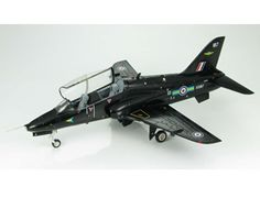 The Squadron Wings BAe Hawk T1A RAF 208 Squadron RAF Valley in 1/48 scale from the diecast aircraft models range accurately recreates the real life advanced jet trainer flown by the RAF.    Add this diecast aircraft to your collection today! Limited to 750 pieces worldwide.
