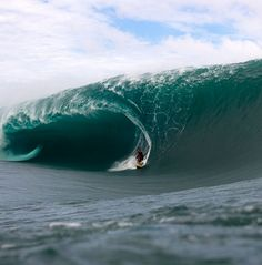 The Wall of Skulls: Always searching for the perfect storm. Laurie Towner and Wade Goodall.  #Tahiti Incredible footage! [video] http://www.midnightcowboys.tv/?p=2916