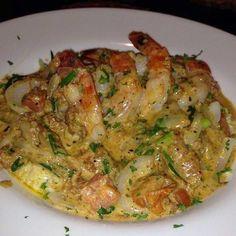 FoodGasms Recipes: CHEESY SHRIMP AND GRITS