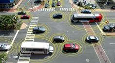 Ford Qualcomm to Test C-V2X Wireless Safety Signaling