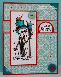 My Craft Central: OWH World Card Making Day Blog Hop!