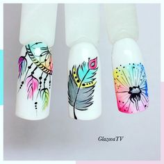 Dream Catcher Nails, Homemade Muesli, Mixed Nuts, Nailart, Stylish Nails, Love Nails, Ink Color, Nail Tips, Pattern Wallpaper