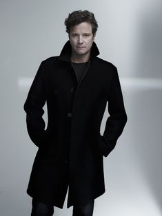 Colin Firth. Dashing,sir,very dashing.