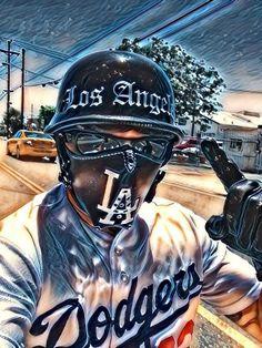 Basketball To Buy Dodgers Baseball, Dodgers Nation, Let's Go Dodgers, Los Angeles Dodgers Logo, Dodger Blue, Raider Nation, Go Blue, Sports Art, Oakland Raiders