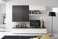 Soggiorni moderni Mito Q11227 #soggiorno #arredamento #madeinitaly #design #living #furnishing #pensarecasait