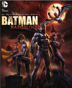 Nonton Film Batman: Bad Blood 2016 Sub Indo Bruce Wayne is missing. Alfred covers for him while Nightwing and Robin patrol Gotham City in his stead. And a new player, Batwoman, investigates Batman's disappearance. More Information : TMDB or IMDB Batwoman, Nightwing, Gotham City, Dc Universe, Dc Comics, New Movies, Movies Online, 2016 Movies, Movies Free