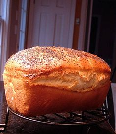 Brioche bread with yogurt - The escape - Oops, it happened again, we mistakenly bought a large jar of yogurt. Rather than having to eat i - Croissants, Brioche Bread, Simply Recipes, Christmas Breakfast, Sweet Breakfast, Vegan Breakfast Recipes, I Foods, Low Carb Recipes, Brunch
