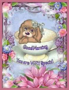 Good Morning, You Are Very Special morning good morning morning quotes good… Cute Good Morning Images, Good Morning Beautiful Quotes, Good Morning Funny, Morning Morning, Good Morning Inspirational Quotes, Good Morning Picture, Good Morning Friends, Good Morning Greetings, Good Morning Good Night