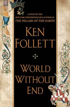 To do: re-read Pillars of the Earth, then read this one.