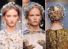 Колекция пролет-лято 2014 на Dolce and Gabbana