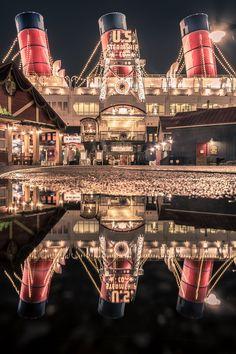Tokyo Disney Sea, Tokyo Disney Resort, Tokyo Disneyland, Disney Resorts, Disney Parks, Walt Disney World, Disney Ducktales, Disney World Magic Kingdom, Disney Aesthetic