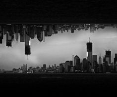 An Urban Inception - Reality-Distorting Photography by Brad Sloan