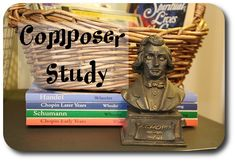 Composer Studies, including Bach, Tchaikovsky, Mozart, Verdi, Chopin and Opera for Children.