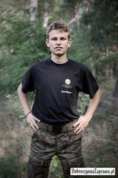 Paweł - wspiera Fundację Narodowego Dnia Życia / zajrzyj na www.dobroczynnazaprawa.pl