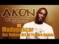Akon VS Madagascar Right Nah Nah NahGaz Hallam's Art of Trance Remix Trance, Madagascar, Music Publishing, Music Artists, Youtube, Musicians, Trance Music, Youtubers, Youtube Movies