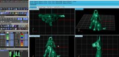 How to use eLUXE3D Scanned Data in Gemvision Matrix CAD Software