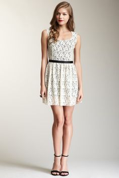 Lace Dress for graduation! I think yes!