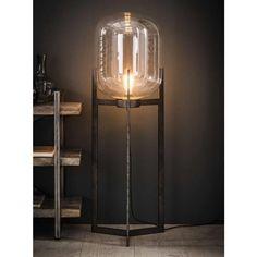 Industrial Floor Lamp Sasha- Available at Furnwise! - Furnwise