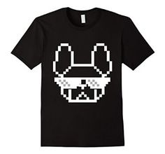 Mens French Bulldog T-Shirt Funny Frenchie With Glasses . Buy French Bulldog, Thug Life, 8 Bit, Branded T Shirts, Fashion Brands, Funny, Mens Tops, Clothes, Glasses