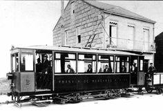 Tranvía da liña Vigo-Mondariz