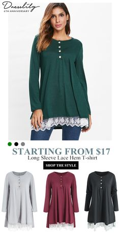 Women's Clothing Enthusiastic 2019 Womens Tops Gothic Long Sleeve V-neck Corset Lacing Back Irregular Hem Tops Online Shop