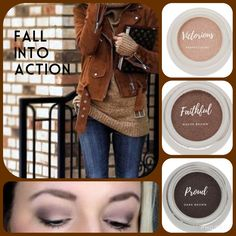 Another fall look to die for!! Victorious Faithful Proud Splurge cream eyeshadow from Younique. Get yours as part of the December 2017 kudos at www.taniaslashes.com