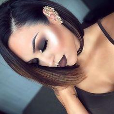 Stunning makeup #makeup
