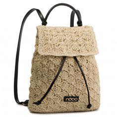 Plecak NOBO - NBAG-XG0210-C015 Beżowy Furla, Clarks, Converse, Reusable Tote Bags, Spring Summer, Marketing, Converse Shoes, All Star