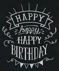 Image result for hand lettering birthday